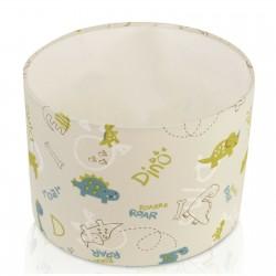 "Dinosaur ""Roar"" Nursery Animal Lampshade, Ceiling Pendant, Table Lamp,"